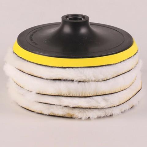 conj de materiais p polimento moagem
