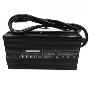 Image 2 - 42V 3A Li ion Charger Input 110V for 36 Volt 10S Lithium Electric Bike Bicycle Scooter Battery Pack Charge XT60 RCA DC