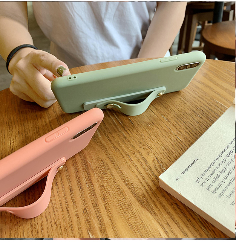 New Arrivals Foldable Finger Ring Phone Holder Stand For Phone Tablets Colorful Bracket Wholesales in Phone Holders Stands from Cellphones Telecommunications