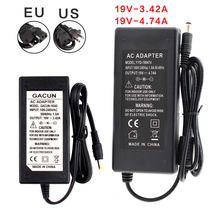 19 V Power Supply AC Adapter 19 V 4.74 A 3.42 A Laptop Charger Desktop Adapter Power Supply With EU AU US UK Notebook Charger 6ep1334 2ba20 original new simatic sitop psu100s 6ep1334 2ba20 24 v 10 a stabilized power supply input 120 230v ac 6ep13342ba20