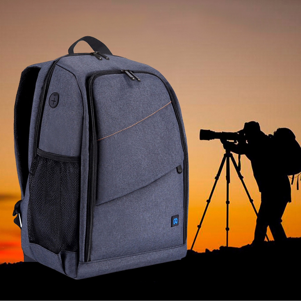electronic Shoulder Digital Backpack Outdoor USB Charging Camera Bag 16L Waterproof Professional SLR Travel Camera Bag