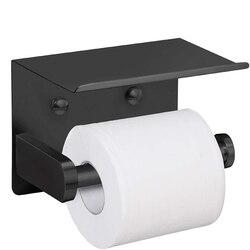 Туалет Бумага держатель с полки настенные мобильный телефон Бумага Полотенца декоративный держатель рулон бумаги для ванной Бумага держат...