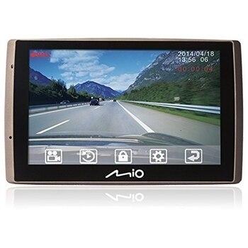 Mio Combo 5107 - Navegador GPS (Flash, Batería, Litio, Windows Mobile CE...