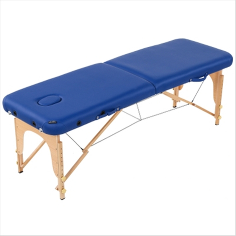 Folding Massage Bed Massage Bed Portable Hand Needle Moxibustion Physical Therapy Tattoo Beauty Bed