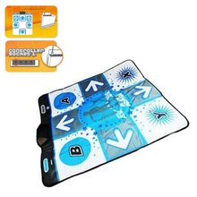 Blanket Dance-Pad Step Gaming Fitness Revolution-Mat Video USB for Wii Arcade Foot-Print