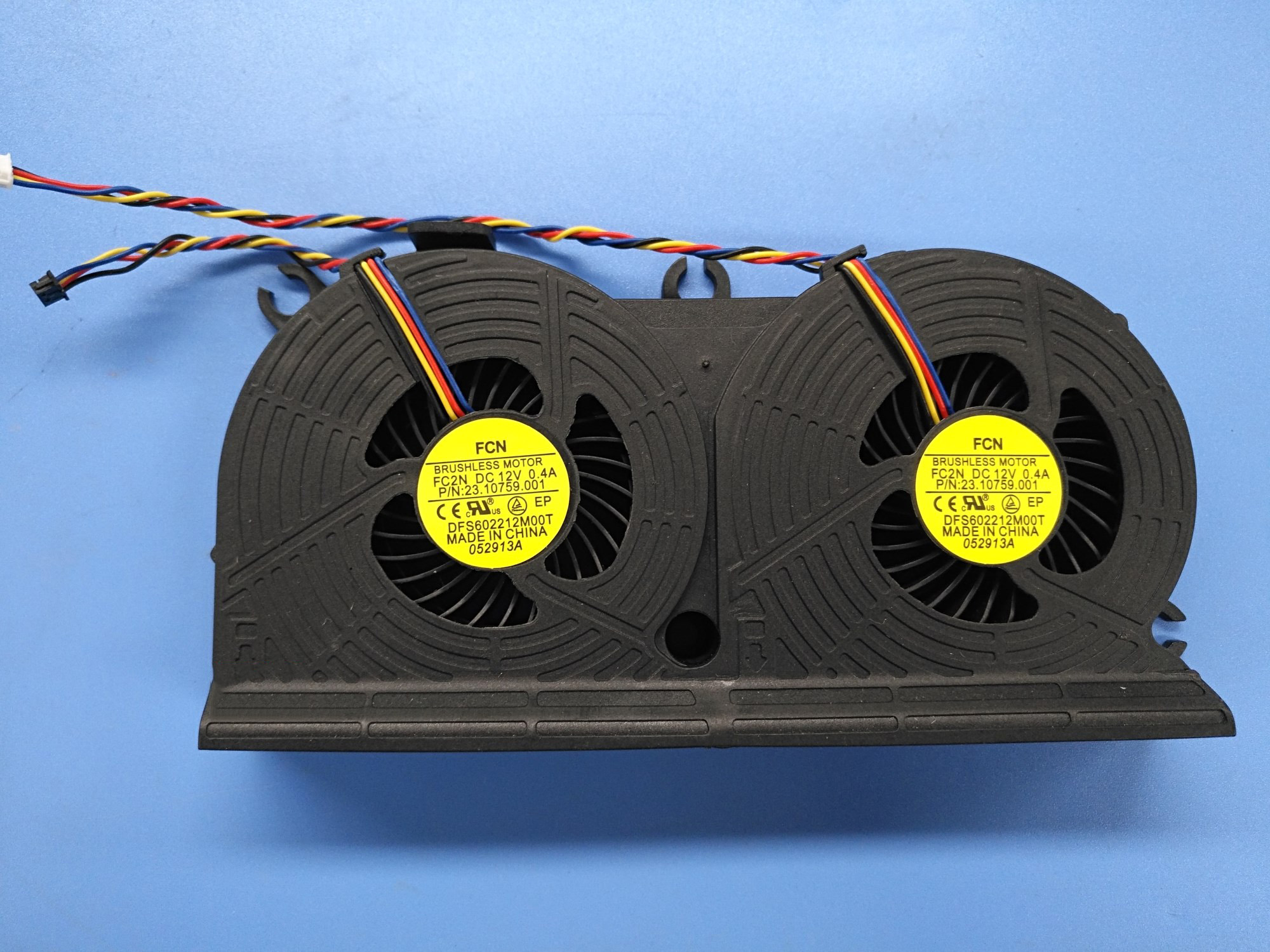 733489-001 DFS602212M00T FC2N MF80201V1-C010-S9A 023.10006 New Laptop Cpu Cooling Fan For ELITEONE 800 G1 705 G1 Well Tested