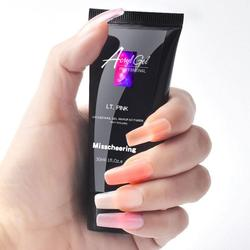 30ML For Nails Extension Acrylic Quick Builder Color Extension Camouflage Base Gel Polish UV LED Art TSLM2