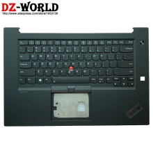 Palmrest Backlit Keyboard Thinkpad Extreme Laptop Lenovo Us-Einglish with for X1 P1/Gen/2/..