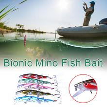 11.5cm 15.7g Bionic Bait Group of Fish for Fishing Enthusiasts Bionic fish bait Fishing accessories betaine fish attractant food grade anhydrous high purity fishing bait flavoring agent cas 107 43 7