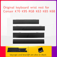 Corsair K70 K95 RGB 플래티넘 K63 K65 K68 STRAFE 정품 핸드 레스트 액세서리 keycap 용 오리지널 키보드 손목 받침대