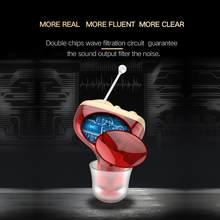 Soroya Digitale Hörgerät Mini CIC Unsichtbare Ohr Sound Verstärker Enhancer Drahtlose Hörgeräte Tragbare Ohr Pflege Made in China