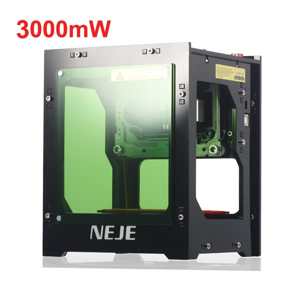NEJE DK BL 3000 МВт BT МИКРО лазерный гравер гравировальный маркировочный станок маршрутизатор резак принтер для дерева/резины/кожи/бумаги