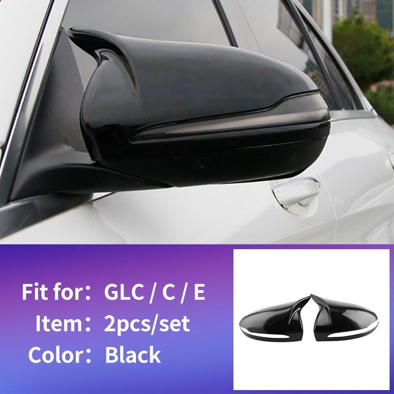 Garniture de plongeur gauche pour Mercedes w213 amg Mercedes w205 amg/glc x253 coupé amg mercedes classe c accessoires w205 garniture intérieure/carbone