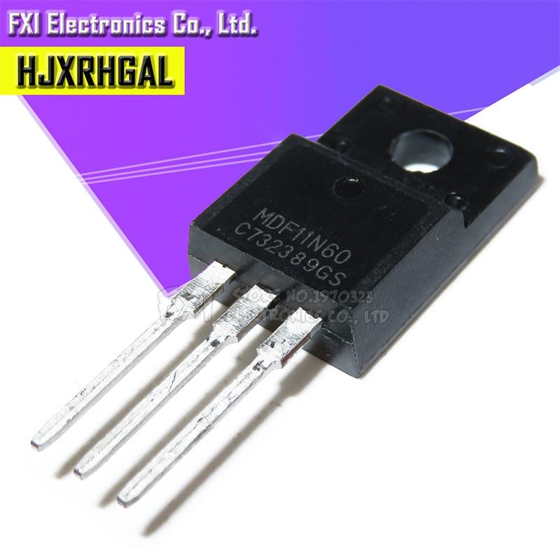 10PCS MDF11N60 11N60 TO-220 TO220 MDF11N60TH New Original