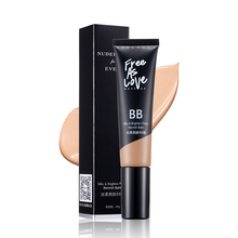 BB Cream Makeup Concealer Moisturizing Cosmetics Korean Fashion Cosmetics Face Cream BB Anti Aging Whitening Foundation Base natural face bb cream foundation for wrinkles brighten base face cream korean cosmetics moisturizing whitening make up base