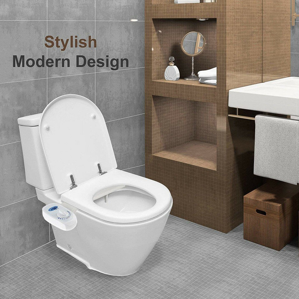 Non Electric Bathroom Mechanical Bidet Toilet Seat Fresh Water Nozzle Single Sprinkler Gynecological Washing Asia Australia H5 Flush Valves Aliexpress