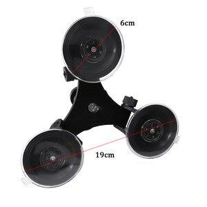 """Image 4 - Auto Windschutzscheibe Saugnapf mit 1/4 """"Ball Kopf Halter Halterung für Insta360 One X/Yi 4 K/ sony FDR x3000 DSLR Kamera Zubehör Set"""