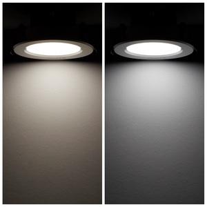 Image 2 - Xiaomi OPPLE LED Downlight 3W 120 Derece Yuvarlak Gömme Lamba Sıcak/serin beyaz LED ampul Yatak Odası Mutfak Kapalı LED Spot Aydınlatma