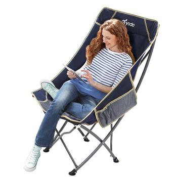 Foldable Camping Chair for Fishing Hiking Ultra Light Chair Outdoor Tools Strong High Load 150kg Beach Picnic Seat Folding Chair