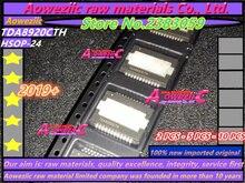Aoweziic 2019 + 100% nuevo importado original TDA8920CTH/N1 TDA8920C HSOP24 Clase D AMPLIFICADOR DE POTENCIA DE Audio Chip