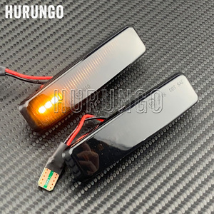 2pcs Dynamic Led Turn Signal Side Marker Lights Flowing Sequential Blinker Light For Bmw 5 Series 5er E39 Mod. Bj. 12/95 - 6/03