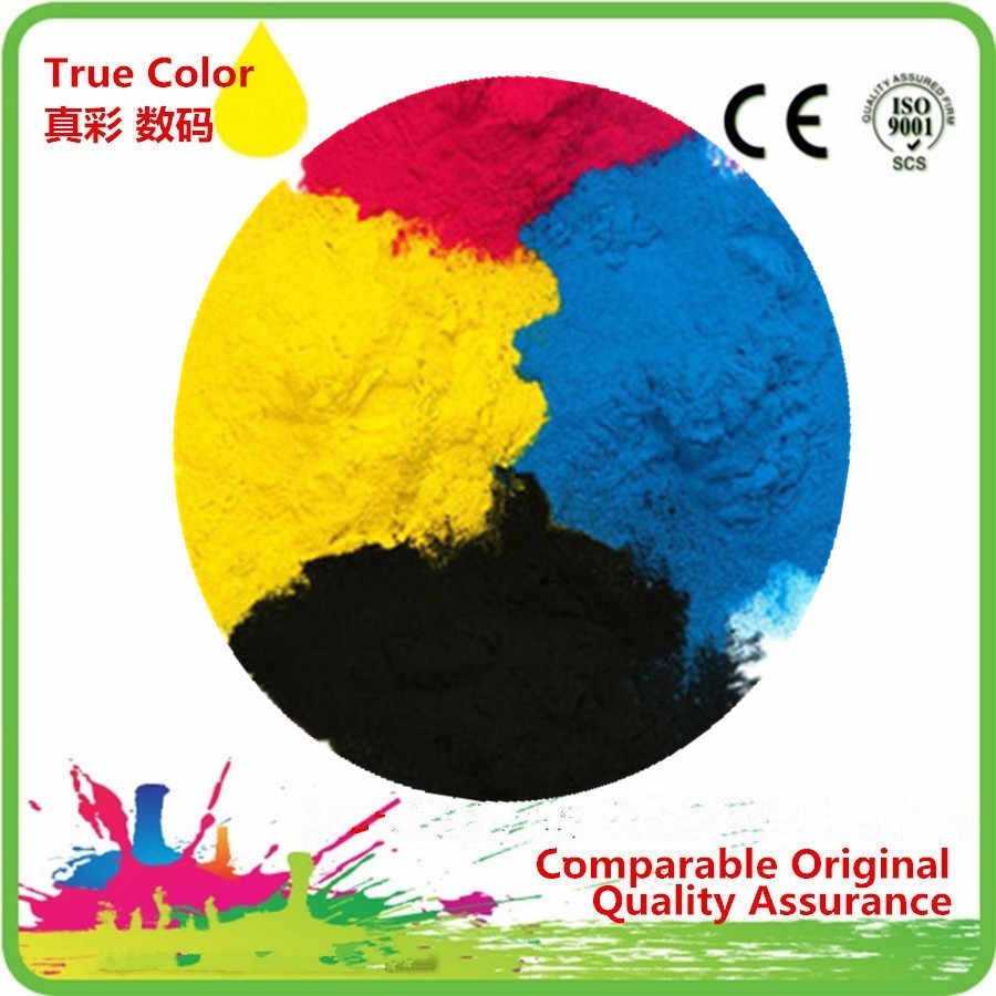 100g//Bottle,6 Black,6 Cyan,6 Magenta,6 Yellow No-name Refill Copier Color Laser Toner Powder Kits for Xerox DC-IV DC-V ApeosPort C 2270 2275 3370 3371 3373 Laser Printer Toner Power