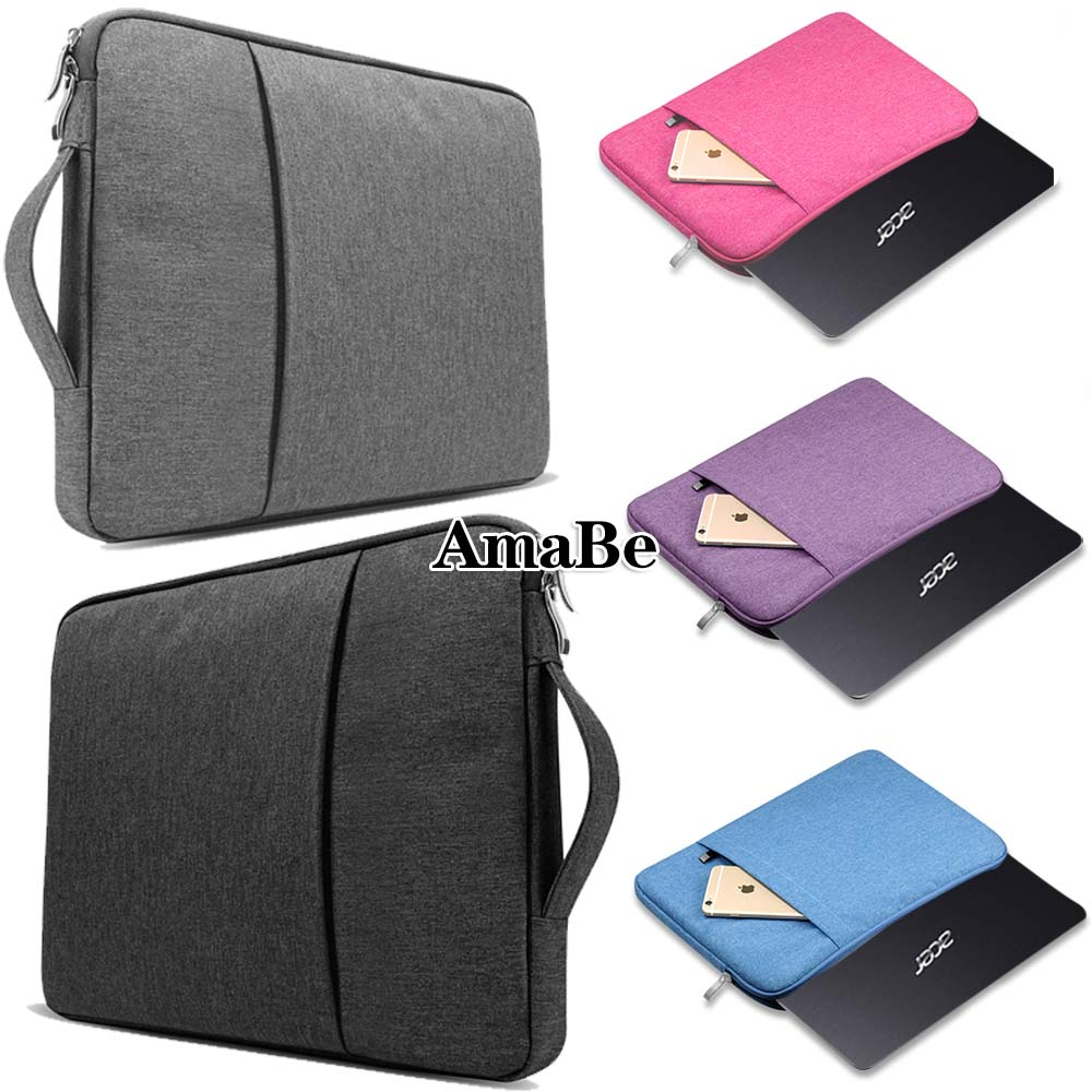 For Acer Chromebook 11 13 14 R11 R13/Chromebook Spin 11 13/ C710 C720 C730 - Laptop Notebook Carrying Protective Sleeve Case Bag