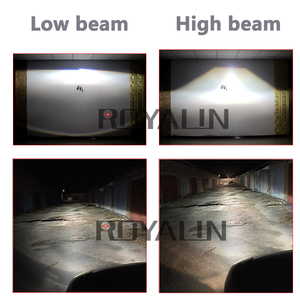 Image 5 - Royalin 金属ヘラ 3R G5 バイキセノンヘッドライトレンズ D2S ライトプロジェクターユニバーサル車ランプ D1S D2H D3S D4S 電球レトロフィット