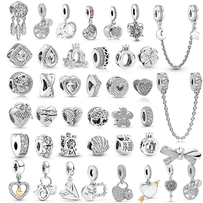 Butterfly 22mm Silver Hinged BEAD CAGE Pendant or Charm 1pc