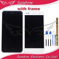 Écran LCD pour FLY Cirrus 4 FS507 LCD écran tactile numériseur assemblée