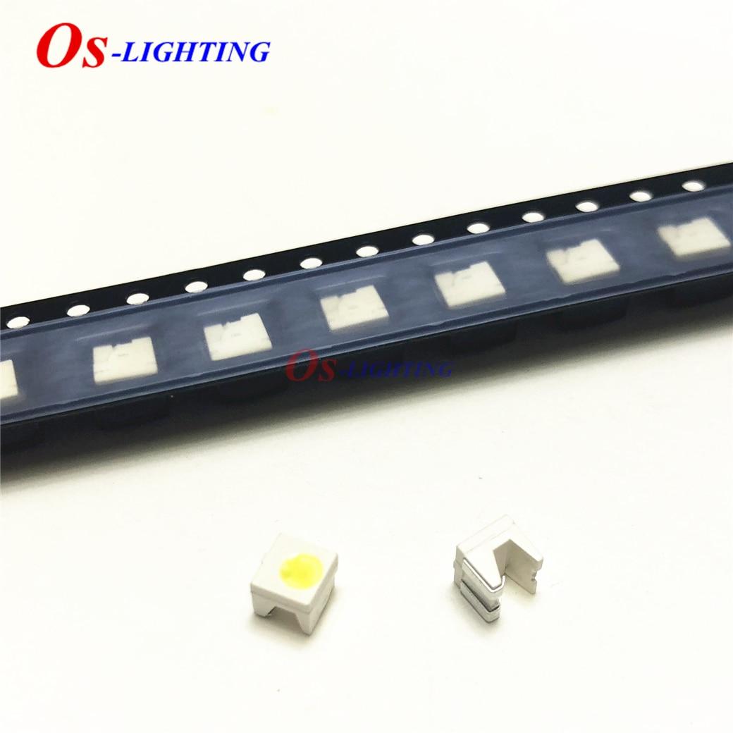 50PCS LWA6SG LW A6SG 4040 WHITE LED Side Glow Light Beads 20MA 3V 0.06W 5000-6000K With ESD Diodes ( LW A6SG-V2BA-JKPL )
