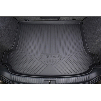 TPE Car Trunk Mat For Skoda Rapid Liftback TPO Car Carpets 2012-2017 2018 2019 2020 Car Accessories Custom Rubber 5d Cargo Liner