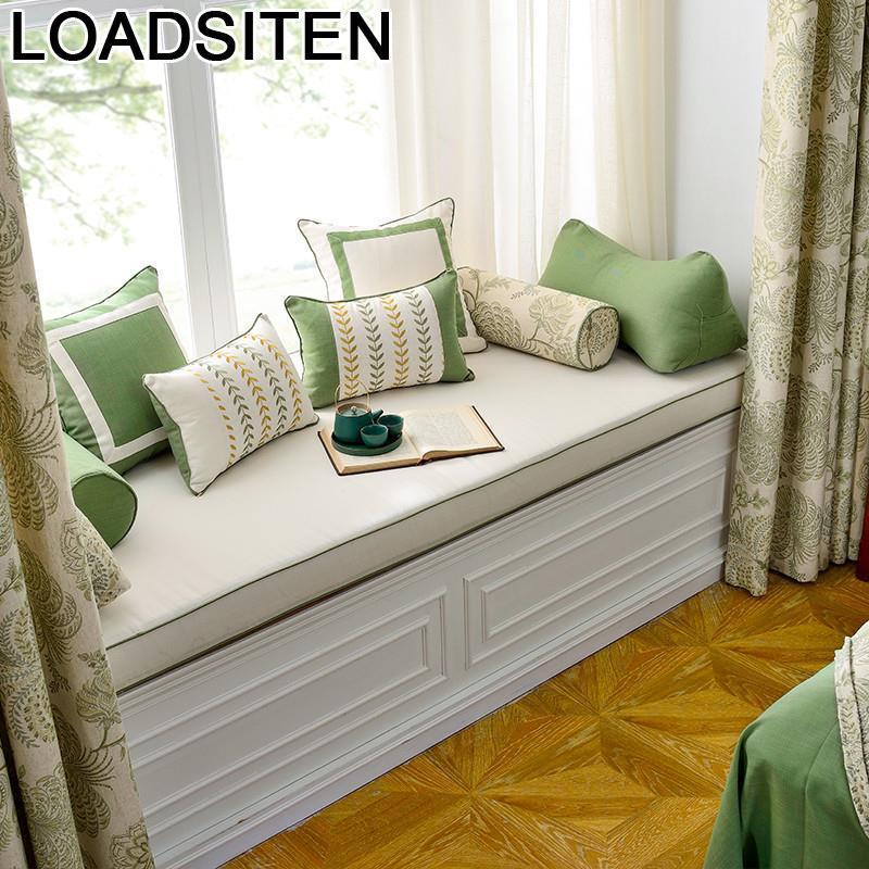 Taie Bed Stoelkussen Bedroom Tatami Pad Floor Infantil Coussin Mattress Seat Balcony Cushion Home Decor Cojin Window Bay Mat