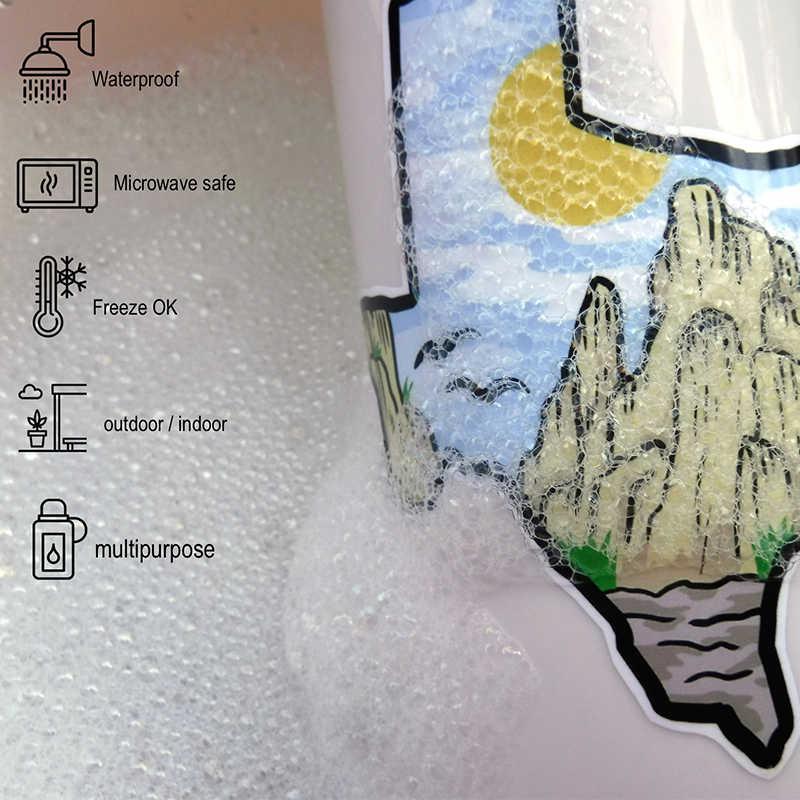 Jump Zeit Cancun Vinyl Aufkleber Mexiko Spaß Reise Aufkleber Laptop Gepäck Aufkleber Decor Fenster Auto Wasserdicht