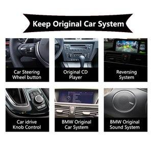 Image 5 - Navivox android 10.0 auto Multimedia player Navigation Gps RADIO für X1 E84 2009 ~ 2015 idrive auto Stereo Audio Player Gps navigat
