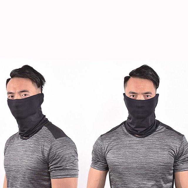 Silk Tube Mask  2