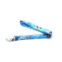 Marine World Blue New Arrive Hot Phone Lanyard Neck Strap With Clip For keychain ID Card Holder Key Chain party gifts E0586