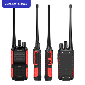 Image 2 - 2Pcs Baofeng Walkie Talkie BF 999S(1 2 3 4 5) Plus 999S 8W /5W 4200mAh Transceiver Portable FM Two Way Radio Upgrade UHF BF 888s
