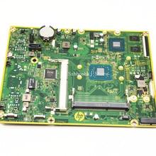 DAN91DMB6C0 Für HP AIO b013w 20-c 22-b 24-g motherboard Mit CPU J4205 SR2ZA 100% Vollständig Getestet
