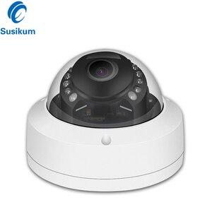 Cámara domo analógica para interiores AHD de 1080P y 2MP, lente HD de 2,8mm y 3,6mm con visión nocturna, cámara de vigilancia CCTV analógico antivandalismo