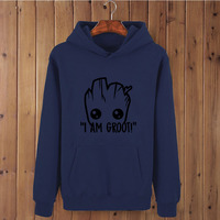 I AM GROOT Hoodie Unisex (16 Different Colors) 4