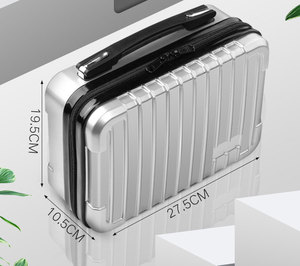 Image 2 - Nintend Switch Storage Bag Suitcase NS Hard Shell Protective Case For Nintendo Switch Console NS Travel Outdoor Carrying Box