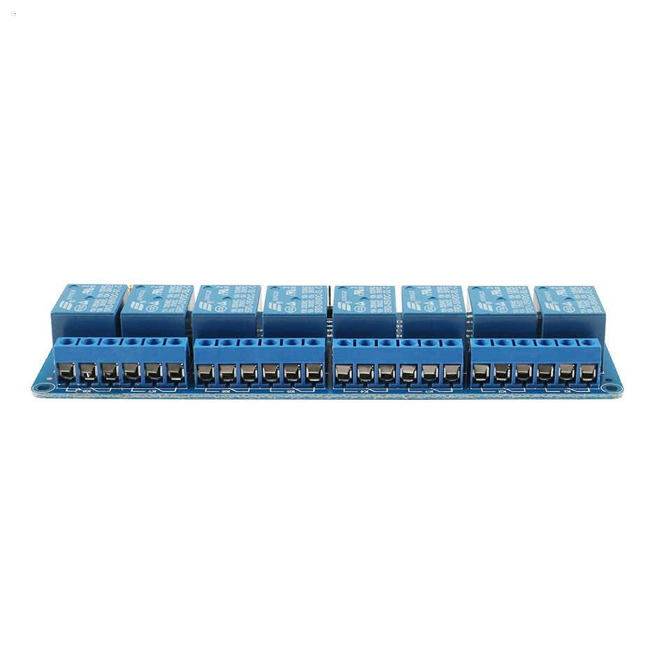 Đầu ghi hình 8 kênh Chắc Chắn Địa Vị Module Relay Ban Kích Hoạt cấp Thấp DSP 5 V DC cho Arduino Raspberry Pi AVR PIC CÁNH TAY