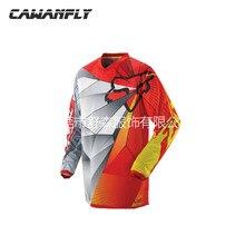 Настраиваемая велосипедная одежда для горного велосипеда для велоспорта, мужская летняя одежда с длинным рукавом для езды на мотоцикле che fu