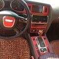 Für Audi Q7 2005 2019 Selbst Klebstoff Auto Aufkleber Carbon Faser Vinyl Auto aufkleber und Abziehbilder Auto Styling Zubehör-in Autoaufkleber aus Kraftfahrzeuge und Motorräder bei