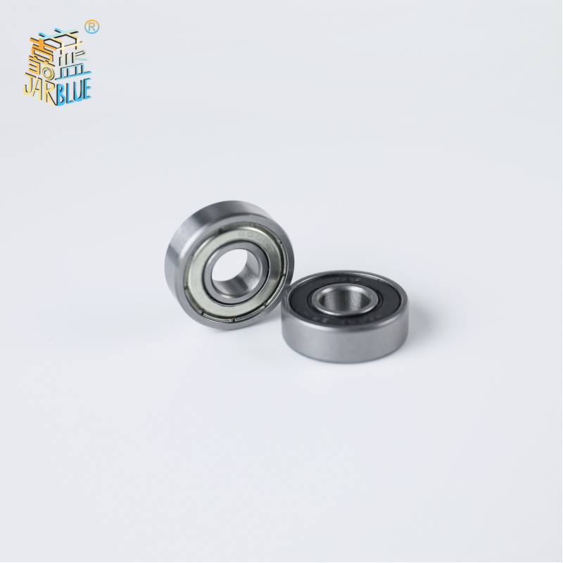 (1pcs) Thin Wall Deep Groove Ball Bearing 698zz 698-2rs S698zz S698-2rs 8*19*6 Mm image