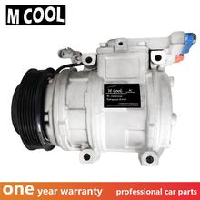 For 10PA17C AC Compressor Ssangyong Stavic Rodius 66523-00211 6652300211 2007-2013