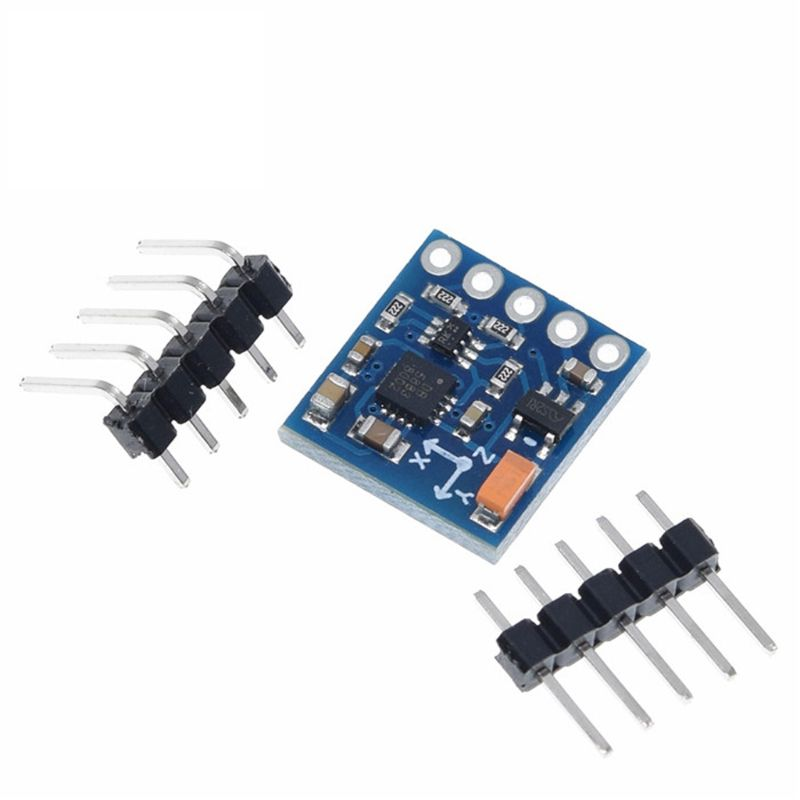 GY-271 HMC5883L Triple Axis Compass Magnetometer Sensor Module DC 3-5V 3 Axis Magnetic Field Board for Smart Phone