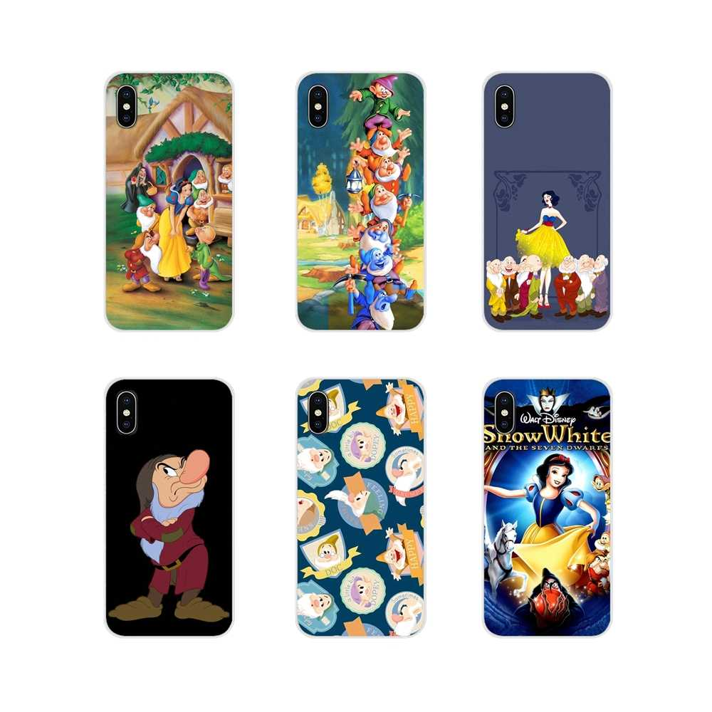 disney seven dwarfs 4 iphone case