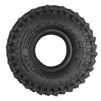 INJORA 4PCS 130*46MM 2.2 Rubber Terrain Tyre Wheel Tires for 1/10 RC Rock Crawler Axial SCX10 RR10 Wraith KM5 3